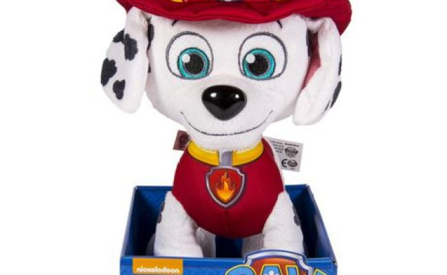 Paw Patrol Basic Marshall 10 Plush Toy Walmart