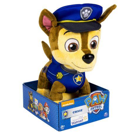 Paw Patrol Basic Chase 10 Plush Toy Walmart Exclusive