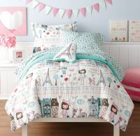 Mainstays Kids Paris Bed-in-a-Bag Bedding Set | Walmart Canada