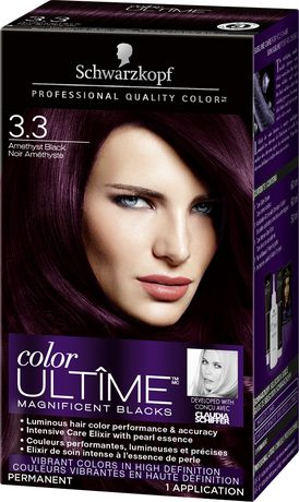 schwarzkopf color ultime hair colour