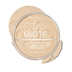 Stay Matte Pressed Powder from Rimmel
