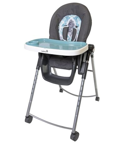 high chairs canada how to refinish wood safety 1st adaptable chair walmart