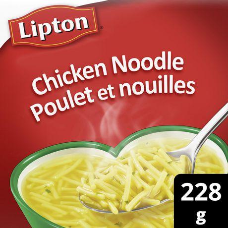 Lipton Chicken Noodle Soup Mix   Walmart Canada