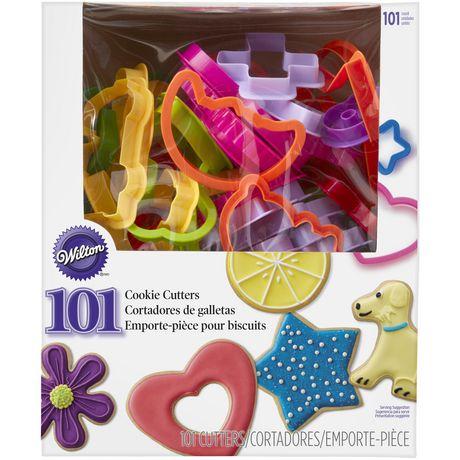 WILTON Plastic Cookie Cutter Box Set  Walmart Canada