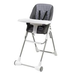 High Chairs Canada Wrought Iron Chair Cushions Outdoor Evenflo Symmetry Hayden Dot Walmart
