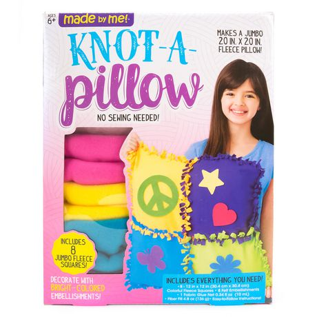 Made By Me KnotaPillow  Walmartca