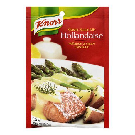 Knorr Hollandaise Classic Sauce Mix Walmartca