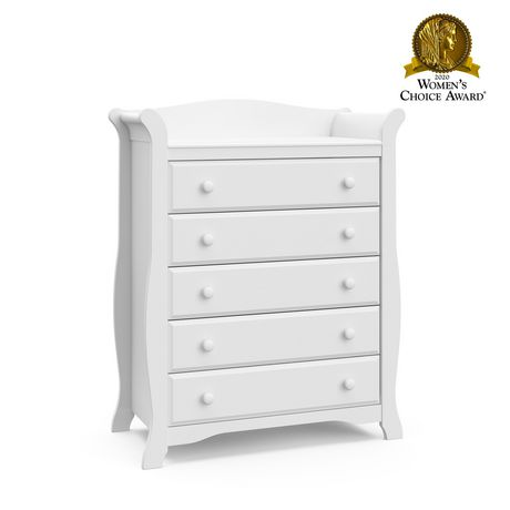 commode universelle a 5 tiroirs avalon de storkcraft