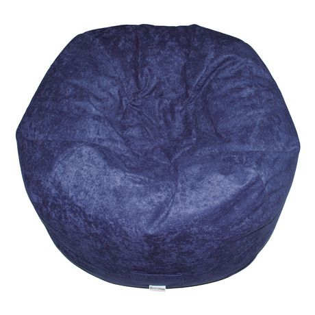 bean bag chairs canada hanging chair harvey norman boscoman teen faux suede beanbag walmart