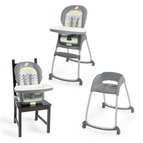 Ingenuity Ridgedale Trio 3in1 Baby High Chair