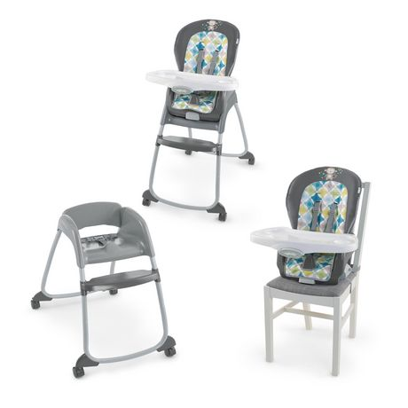 ingenuity high chair 3 in 1 cover comfortable office chairs for gaming trio walmart canada