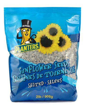 Planters Salted Sunflower Seeds Walmartca