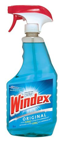 Windex Original Glass Cleaner Walmart Canada