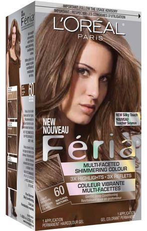 Gel Colorant Feria 60 De LOral Paris Couleur Vibrante