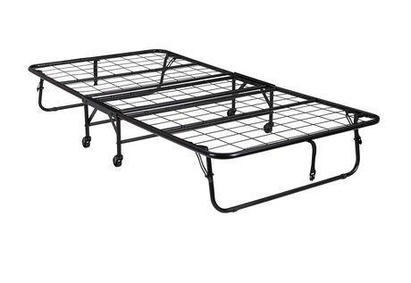 Dhp Folding Roll Away Guest Bed With Mattress Walmart Canada