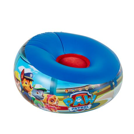 inflatable chair canada office clearance paw patrol junior walmart