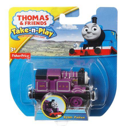Fisher Price Thomas And Friends Take N Play Talking Ryan