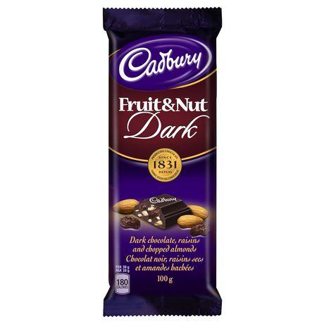 Cadbury Dairy Milk Burnt Almond Dark Chocolate | Walmart ...