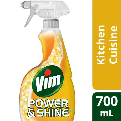 best kitchen cleaner appliance shelf vim power shine spray 700 ml walmart canada