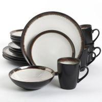 Home Trends Artisan Studio 16 Piece Dinnerware Set ...