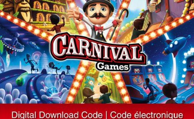 Switch Carnival Games Download Walmart Canada