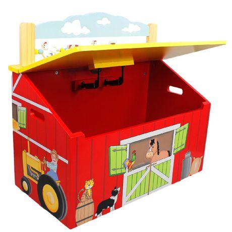 Fantasy Fields Happy Farm Kids Toy Chest Walmart Canada