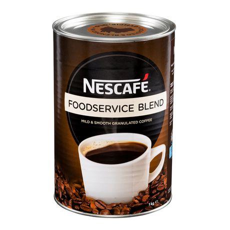 NESCAFÉ Foodservice Blend Mild & Smooth Medium Roast ...