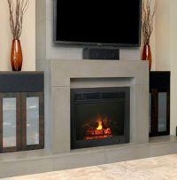 "23"" Electric Fireplace Insert | Walmart.ca"