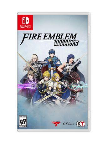 Fire Emblem Warriors Nintendo Switch Walmart Canada