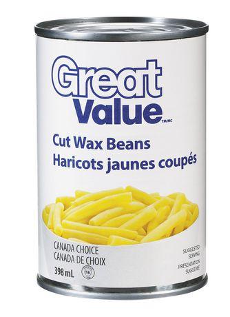 Great Value Cut Wax Beans Walmartca