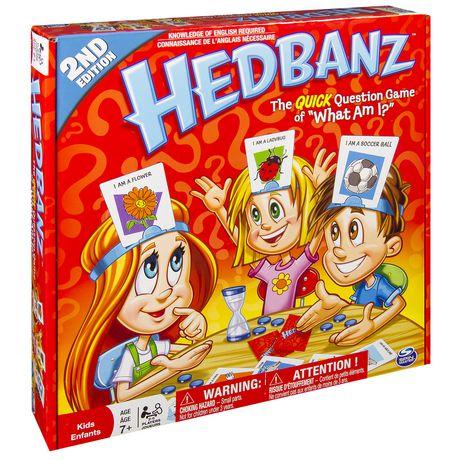 Spin Master Games Hedbanz Walmart Canada