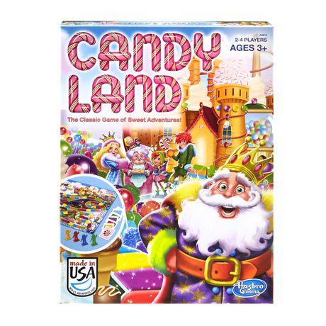 Candy Land Classic Board Game Walmart Canada