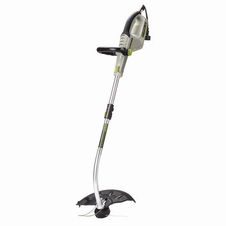 LawnMaster 14 inch Dual-Line Rear Motor Auto Feed Trimmer