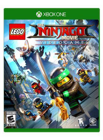 Jeux De Jeux De Ninjago : ninjago, Ninjago, Movie, Videogame, (Xbox, Walmart, Canada