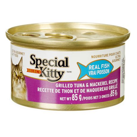 Special Kitty Select Ultra Gourmet CAT Food Walmart Canada