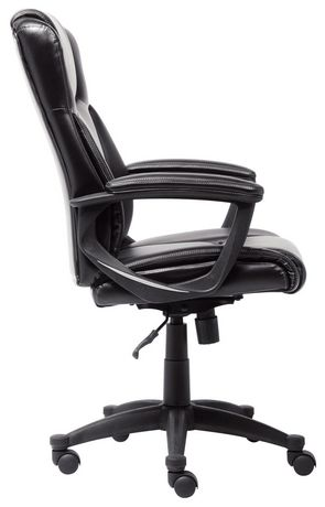 Broyhill Executive Office Chair Black  Walmartca