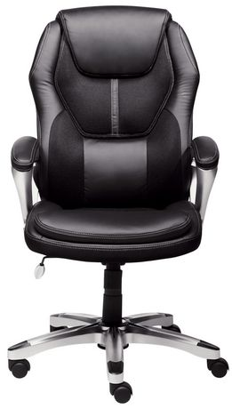 Broyhill Executive Chair Faux Leather  Walmart Canada