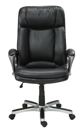 Broyhill Executive BigTall Chair Black  Walmart Canada
