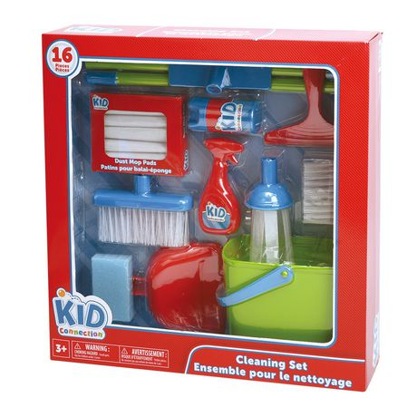 Kid Connection Cleaning Set Infant Toys Walmart Canada