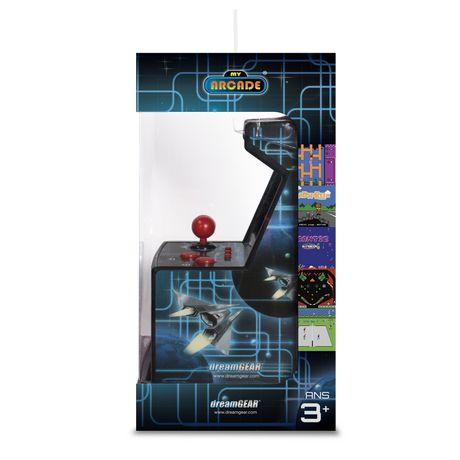 Dreamgear My Arcade Retro Machine Gaming System Walmart