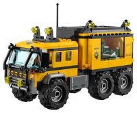 LEGO City Jungle Explorers - Jungle Mobile Lab (60160 ...