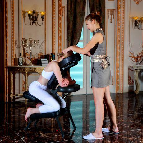 Ensemble De Chaise De Massage Portative Apollo De Master