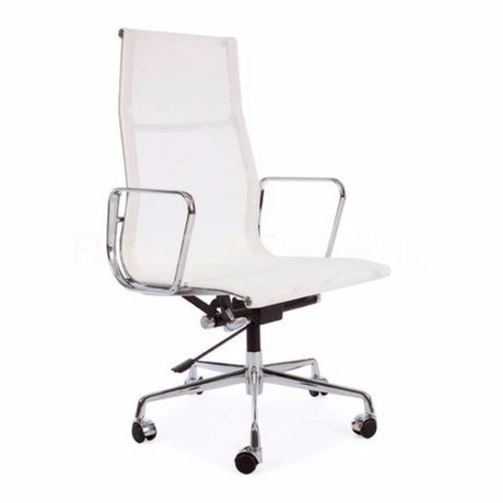eames chair canada office in olx nicer furniture tilt adjustable seat high back mesh white modern executive walmart