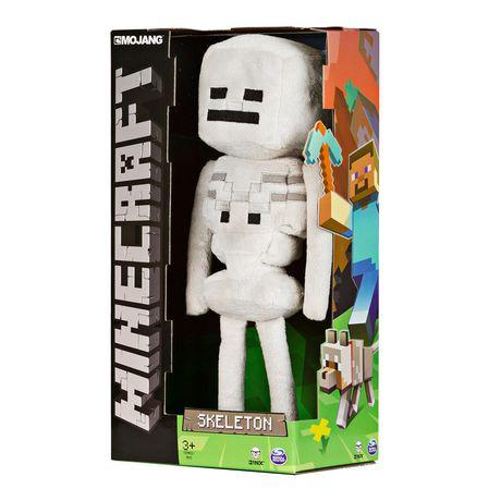 Minecraft Medium Plush Skeleton Walmartca