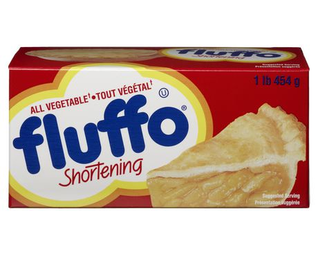 Fluffo All Vegetable Shortening  Walmart Canada