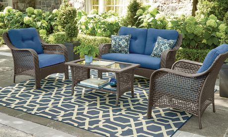 Hometrends Tuscany Conversation Set Walmartca