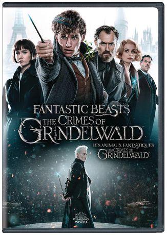Les Animaux Fantastique Les Crimes De Grindelwald : animaux, fantastique, crimes, grindelwald, Animaux, Fantastique, Crimes, Grindelwald, (DVD), (Bilingual), Walmart, Canada