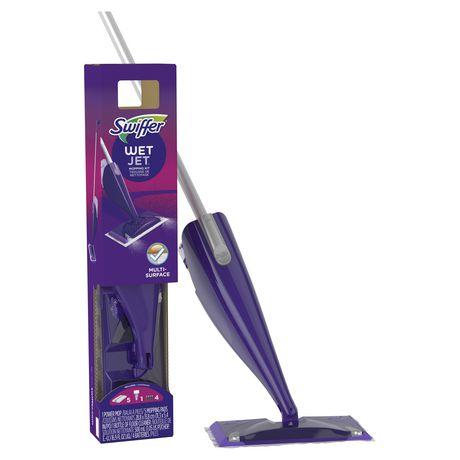Swiffer WetJet Hardwood Floor Spray Mop  Walmart Canada