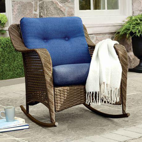 hometrends Tuscany Rocker Chair  Walmart Canada