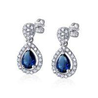 Sterling Silver Ladies' Earrings